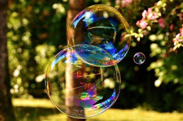 Про пузырь — ни слова!